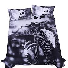 nightmare before bedding sets duvet cover pillow
