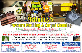 Cleaning Patio With Pressure Washer Pearland Pressure Washing U0026 Carpet Cleaning Service We Clean