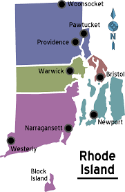 Map Rhode Island File Map Of Rhode Island Regions Png Wikimedia Commons