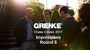 Eventakademie Baden Baden 5th Round Impressions Grenke Chess Classic 2017 Baden Baden