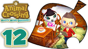 Happy Home Designer Villager Furniture Animal Crossing Happy Home Designer Part 12 Featuring