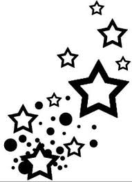 shooting stars tattoo sketch photos pictures and sketches