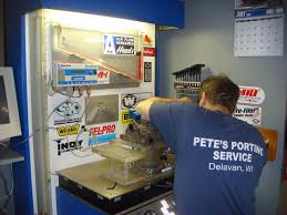 Superflow Flow Bench Pete U0027s Porting Service Machine Shop