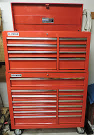 swapping drawers on the 44 u2033 harbor freight tool cabinet a blog