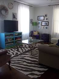 Zebra Runner Rug Decoration Brown And White Zebra Rug Brown And White Zebra Print