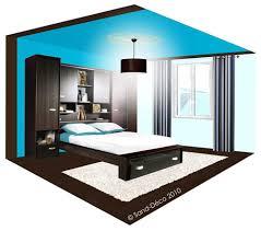 chambre marron et turquoise chambre marron et turquoise maison design bahbe com