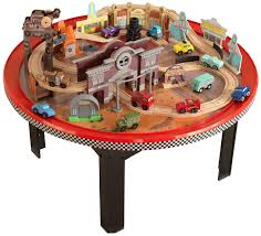 kidkraft train set kidkraft waterfall mountain train table set