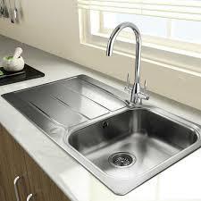 Rangemaster Glendale Kitchen Sink GL  Bowl Stainless Steel - Rangemaster kitchen sinks