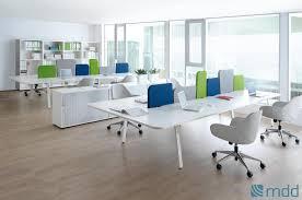 bureaux open space univers décoration bureau open space