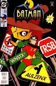 unseen batman adventures ty templeton u0027s art
