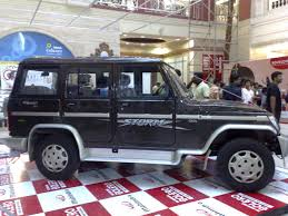 mahindra jeep price list bolero