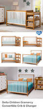 Convertible Crib Full Size Bed by 69 Best Cribs Images On Pinterest Convertible Crib Babies