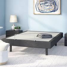 classic brands comfort adjustable bed base u0026 reviews wayfair