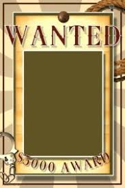 customizable design templates for wanted poster postermywall