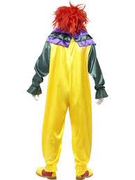 clown costume classic horror clown costume costumes it clown costumes