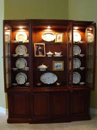 how to display china in a cabinet the art of accessorizing a china cabinet matt and shari