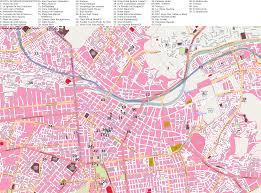 lima map city maps lima