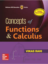 concepts of functions and calculus amazon in vikas rahi books