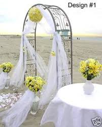 Wedding Arches Inside Vintage Decorating Ideas For A Anniversary Party Google Search