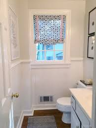 Purple And Gray Bathroom - julia ryan house updates with benjamin moore classic gray