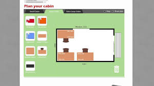 Large Cabin Floor Plans Diy Floor Plan Plan The Furniture Layout In Your Own Portable