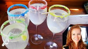 my idea how to make lemon and decorate glass with colored