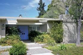 Eichler Plans by Eichler Homes In Northern California Old House Restoration