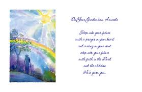 step into your future greeting card graduation printable card
