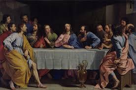 the last supper 1648 philippe de champaigne oil painting