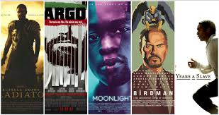The Best Of The That - oscar best picture winners of the 21st century ranked indiewire