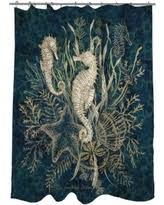 Horse Shower Curtains Sale Great Deals On Sea Horse Shower Curtain