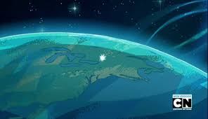 Real Map Of The World by Map And History Of Steven Universe U0027s Usa Stevenuniverse