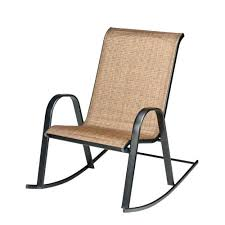 outdoor rocking chairs with cushions image of patio rocking chair