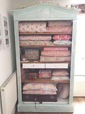 armoire linen cupboard linen cupboards ebay