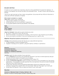 pleasing objectives for resumes samples in how to write a job