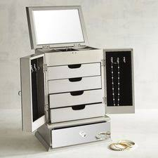 Pier One Mirror Jewelry Armoire Jewelry Boxes U0026 Armoires Pier 1 Imports
