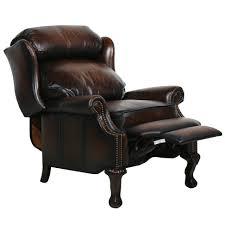 barcalounger danbury ii recliner chair leather recliner chair