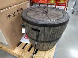 Costco Outdoor Furniture With Fire Pit by Garden U0026 Outdoors