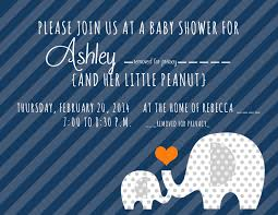 elephant baby shower invitations little peanut elephant baby shower live like you are rich