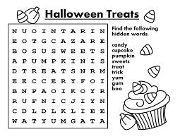 Halloween Kids Printables by Halloween Kids Activities U2013 Fun For Halloween