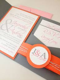pocket wedding invitations best 25 pocket wedding invitations ideas on