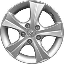 2009 hyundai elantra hubcaps hyundai elantra wheels rims wheel stock oem replacement