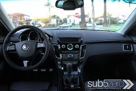 2006 Cadillac Cts V Interior First Drive 2011 Cadillac Cts V Sedan Road Test U0026 Review