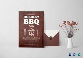 30 barbeque invitation templates u2013 free sample example format