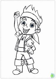 free jake neverland pirates printables coloring