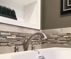 Bathroom Backsplash Tile 35 Best Countertops Backsplash Tile Images On Pinterest