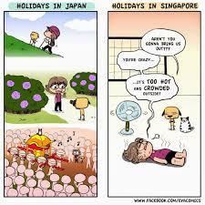 evacomics what do during holidays