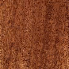 Hardwood Floor Doorway Transition Home Legend Hand Scraped Mahogany Natural 3 8 In T X 5 3 4 In W
