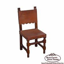 Spanish Colonial Dining Chairs Antique Spanish Chairs Ebay