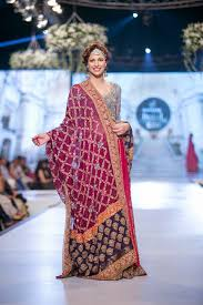 curations by couture ls tena durrani bridal collection at pantene bridal couture week 2014